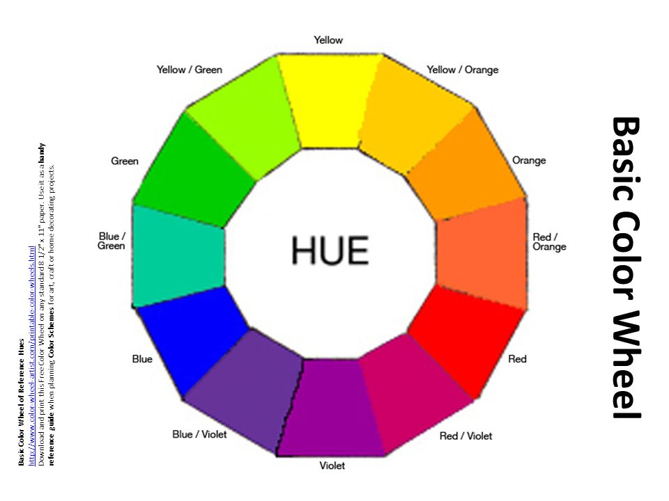 Color Theory Renee Thompson Ppt Video Online Download