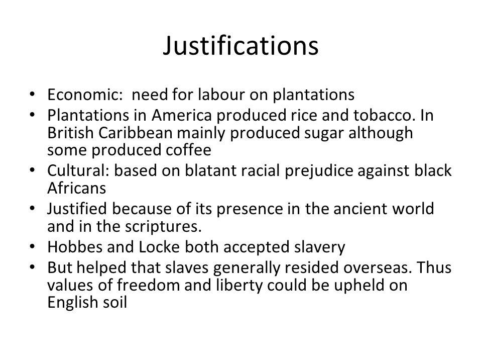 locke and slavery