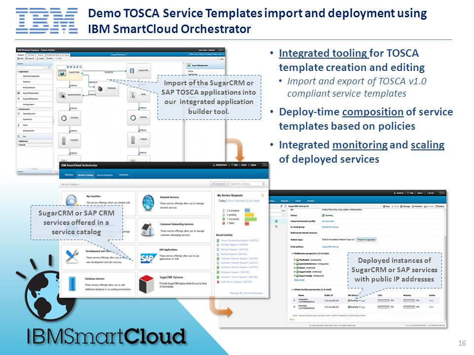 tosca interoperability demonstration ppt download