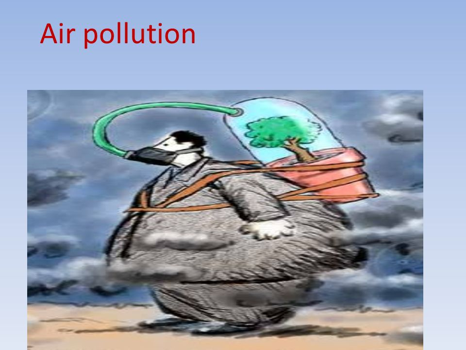 introduction of harmful substances to the environment