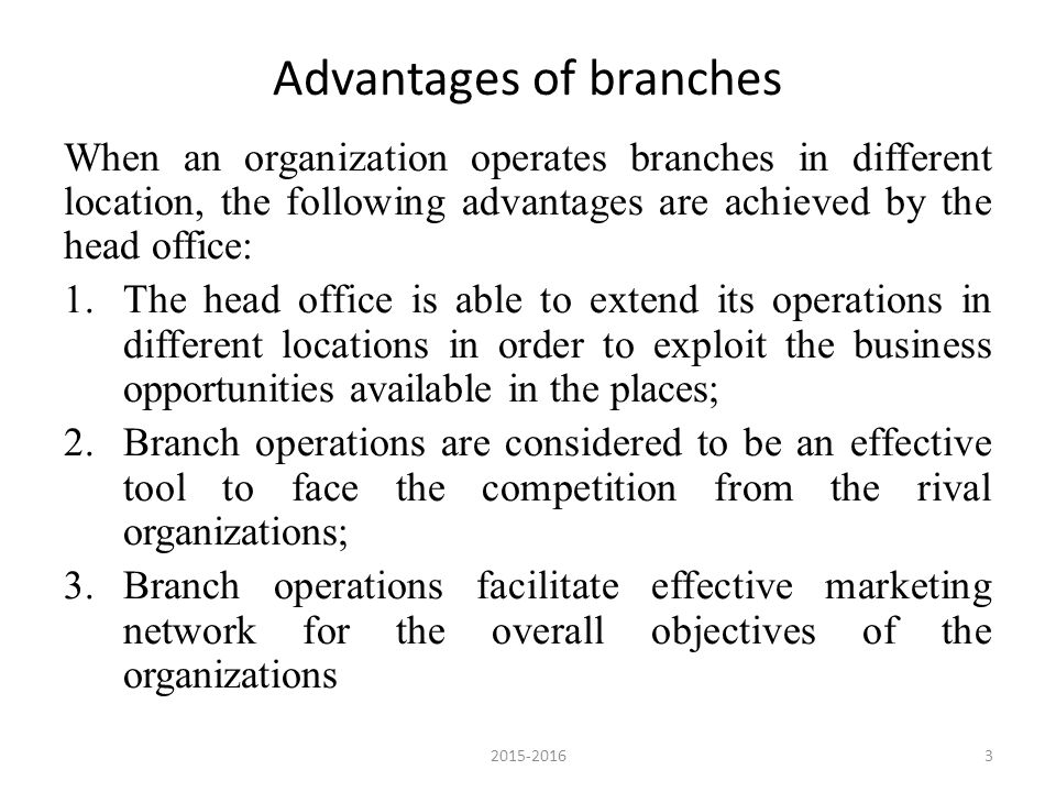Chapter 3 Branch Accounting Ppt Download. Advantages Of Branches. Worksheet. Accounting Worksheet Advantages At Clickcart.co