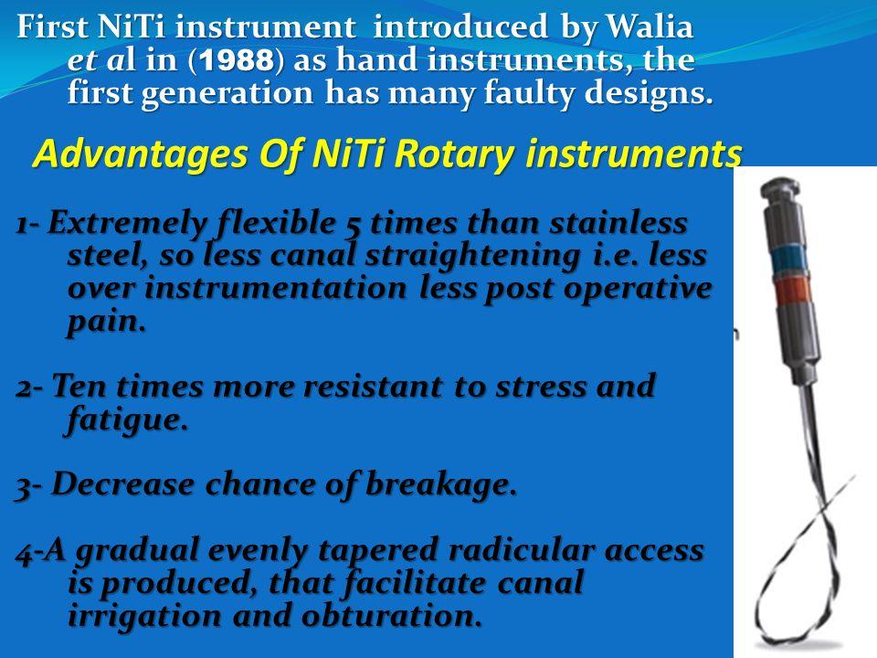 Endodontic instruments  authorstream.