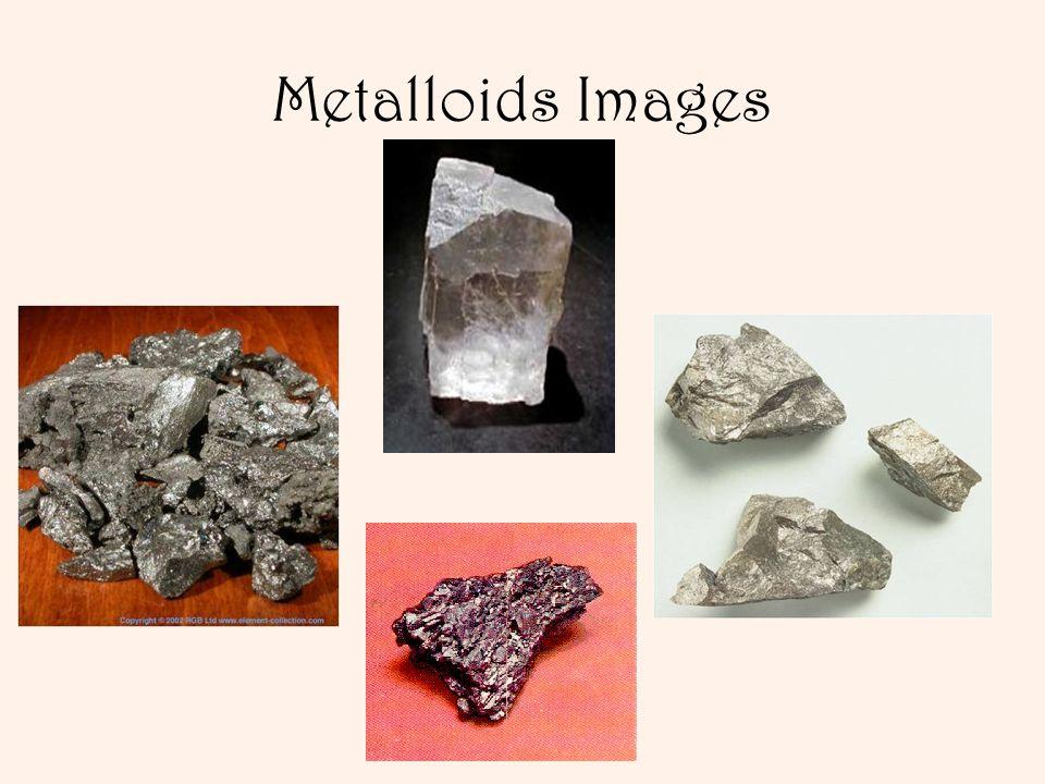 8 Metalloids Images