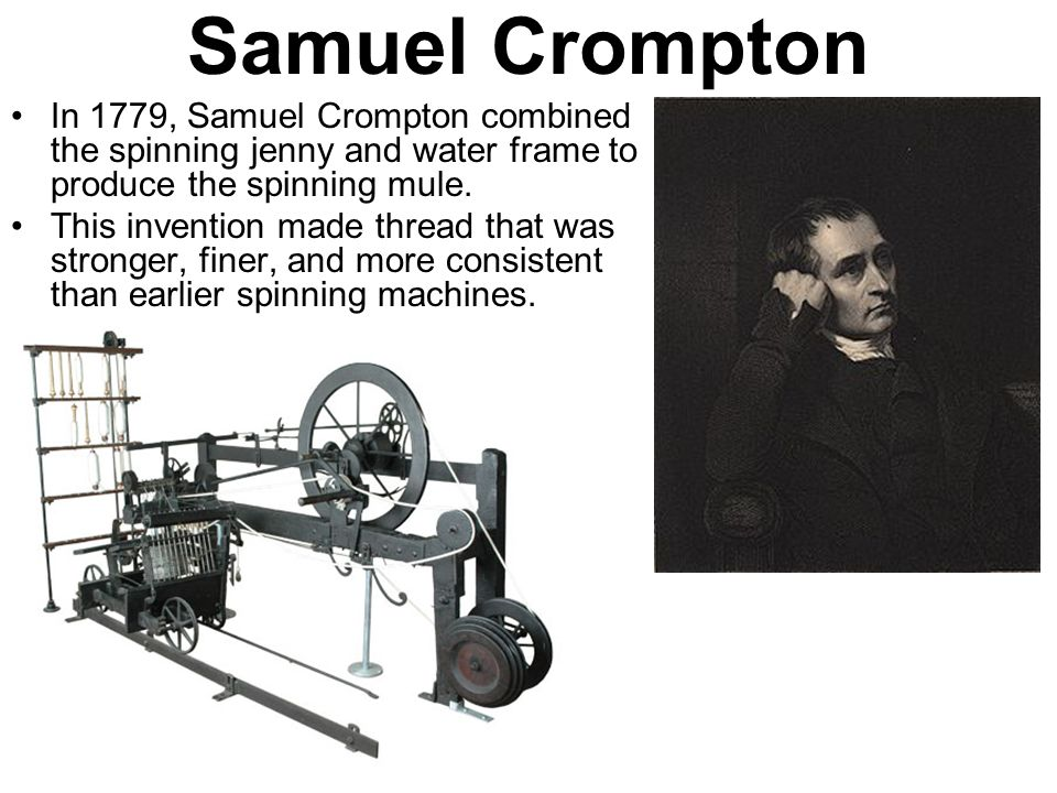 CH. 25- The Industrial Revolution: - ppt download