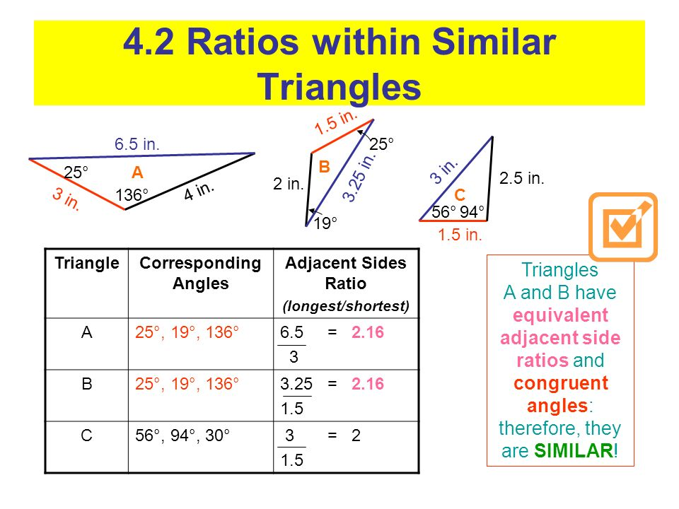 Similarity And Ratios Investigation 4 Ppt Download