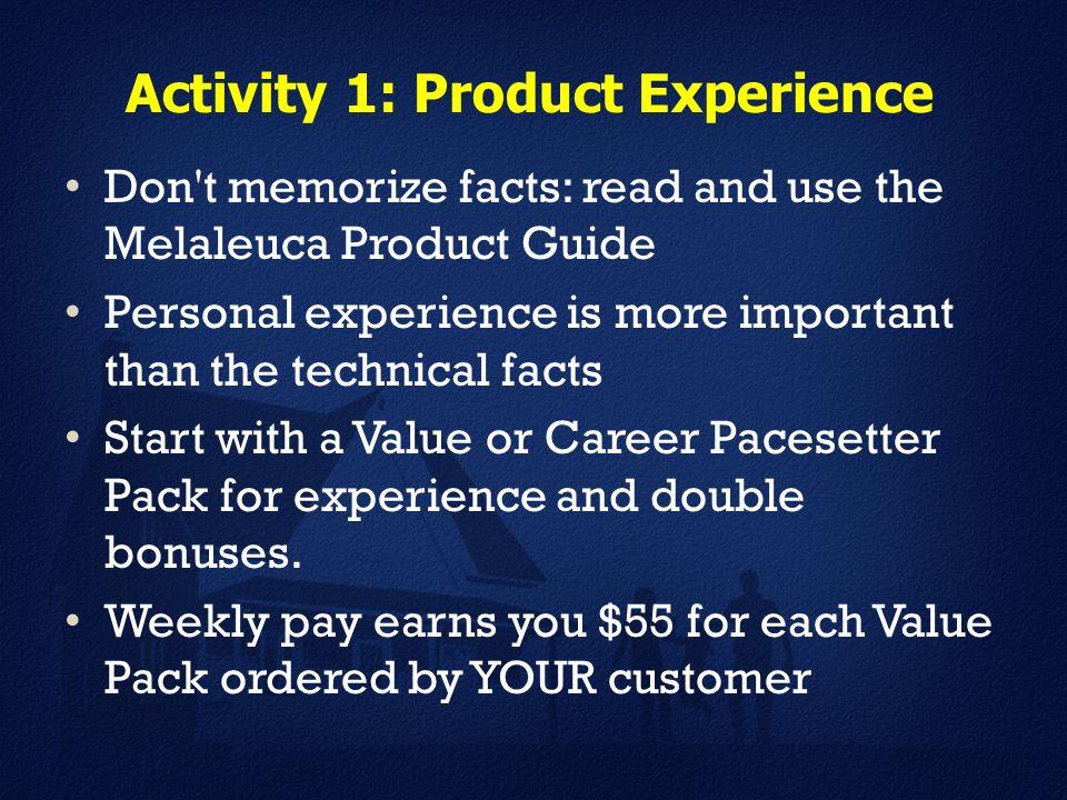 Starting Your Melaleuca Business (48 hr. Training) - ppt video ...