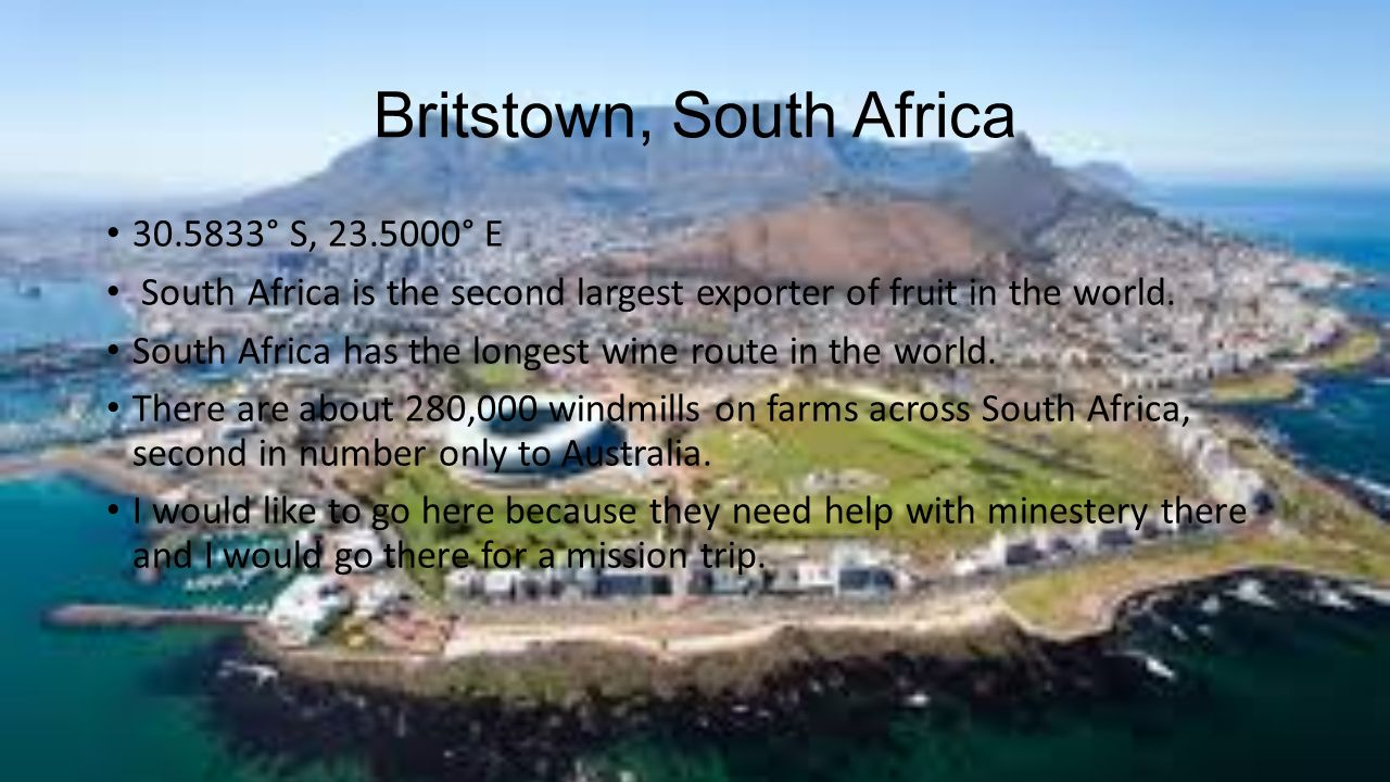 Britstown, South Africa