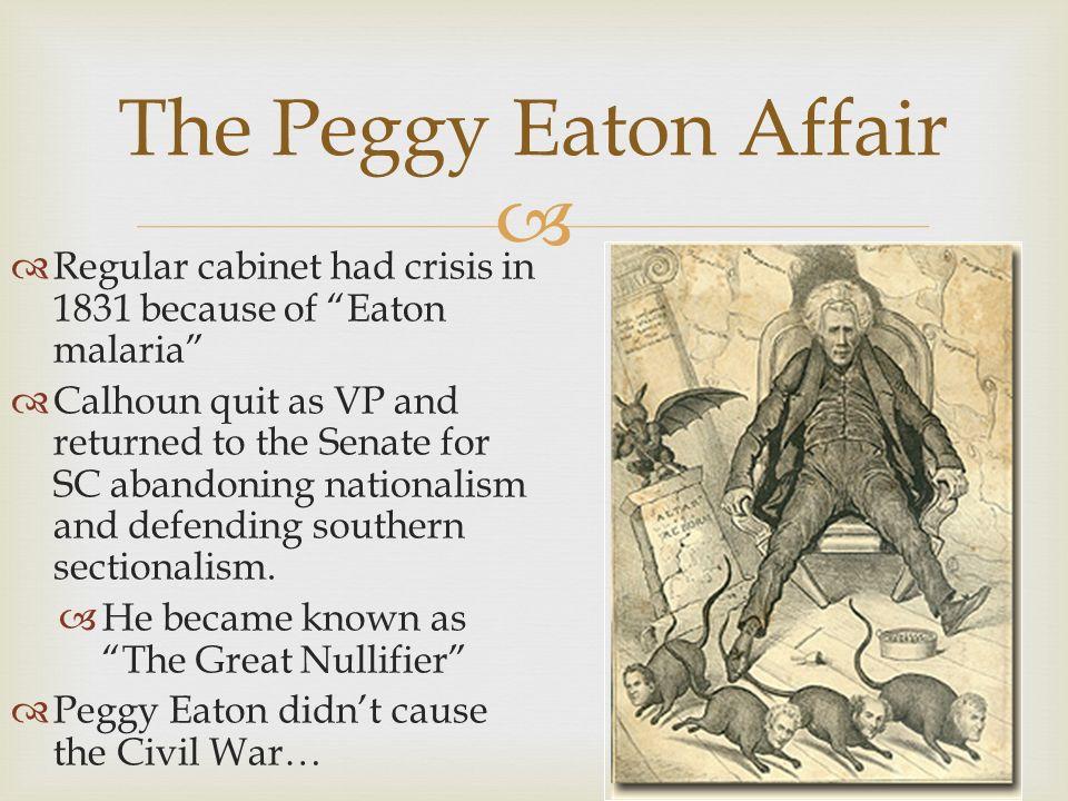 the eaton affair