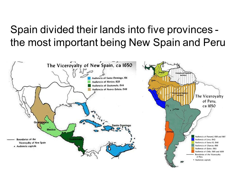 Chapter Spanish And Portuguese Colonies In The Americas Ppt Video