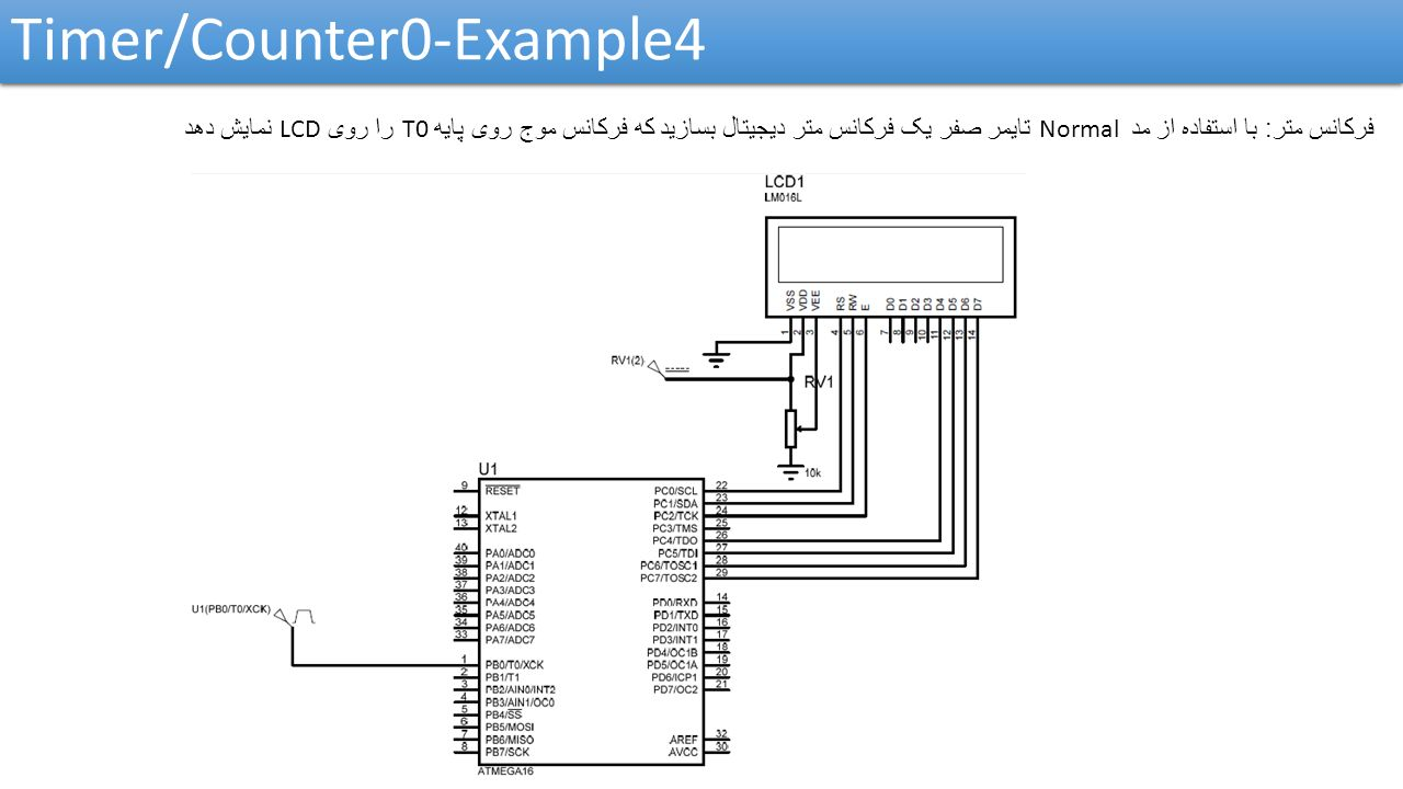 Lecturer Reza Arjmandi Autumn Ppt Video Online Download How To Configure Watchdog Timers Of Avr Microcontroller Atmega16 23 Timer Counter0 Example4