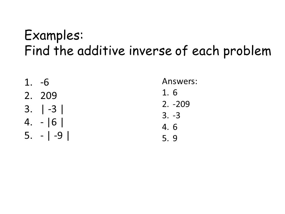Positive And Negative Numbers Ppt Video Online Download