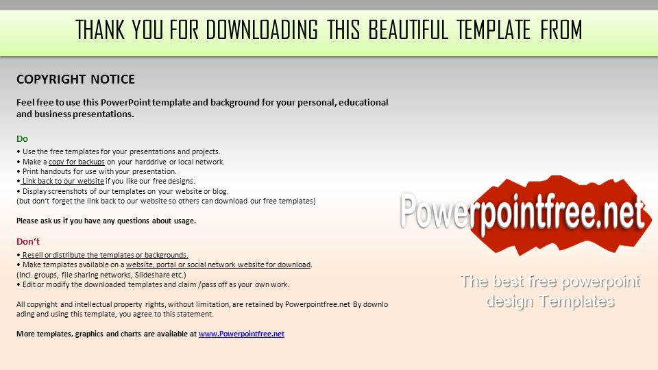 thank you for downloading this beautiful template from