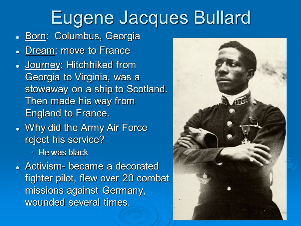Image result for Eugene Jacques Bullard france