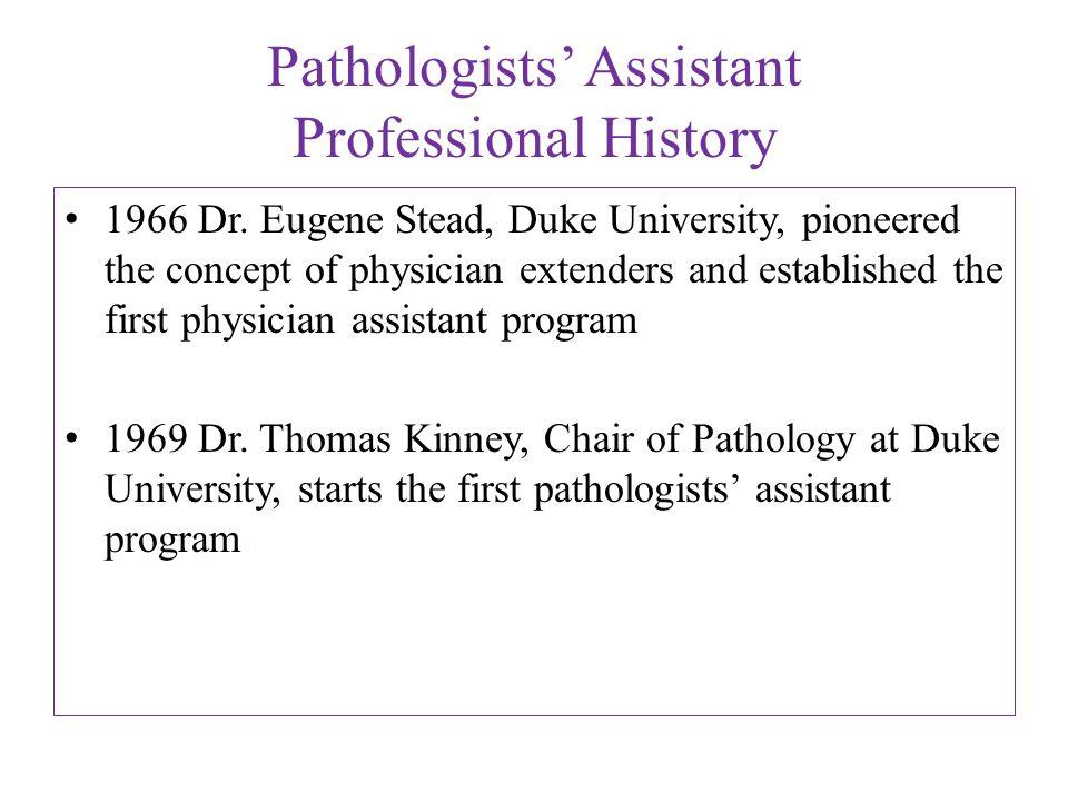 Pathologists' Assistants - ppt video online download