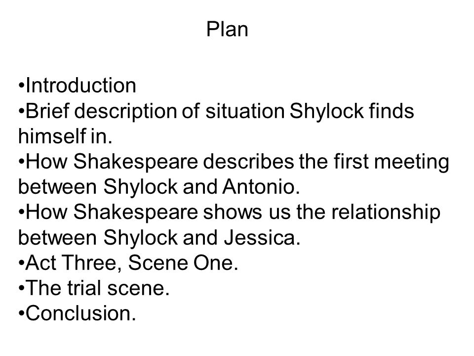 Merchant Of Venice Essay Plan Character  Ppt Video Online Download Brief Description Of Situation Shylock Finds Himself In