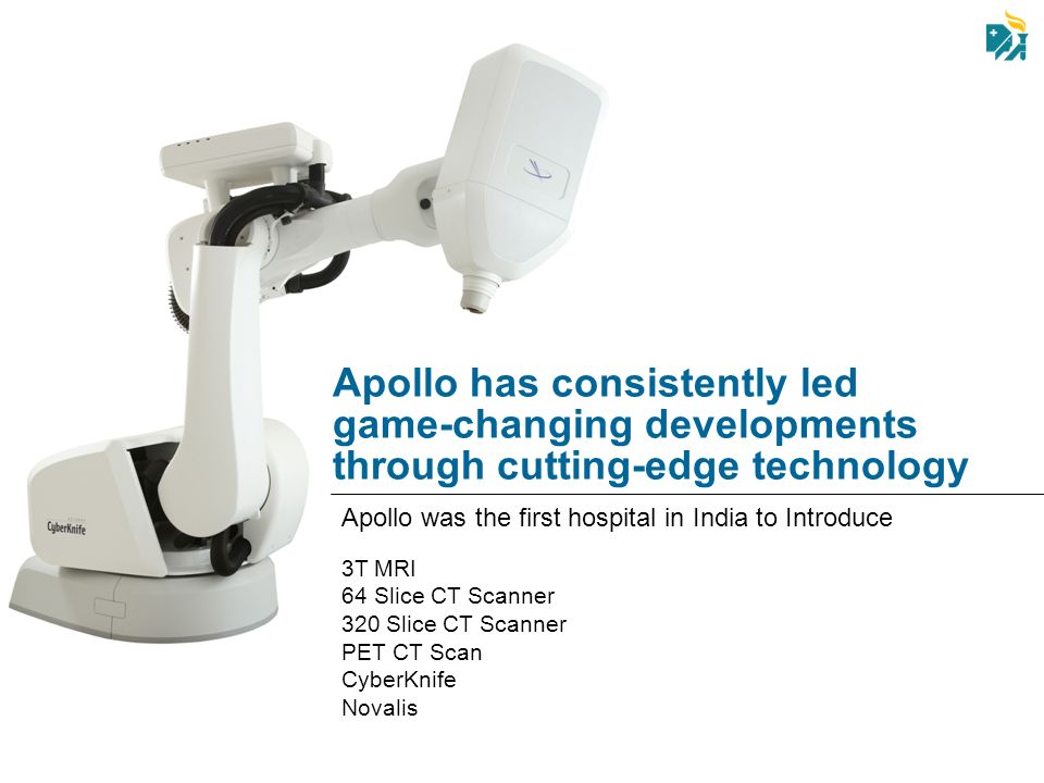 Apollo has consistently led game-changing developments through cutting-edge technology