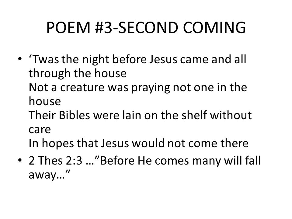 image relating to Twas the Night Before Jesus Came Printable known as Via Picture Congress Twas The Night time In advance of Xmas Poem