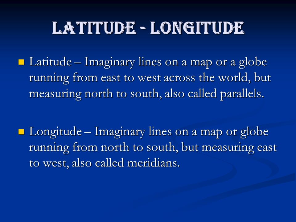 globes and maps ppt download