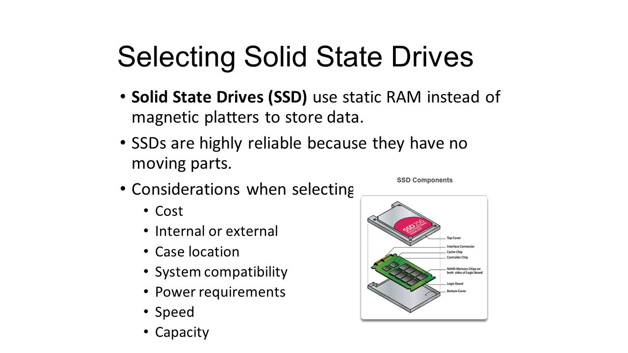 Introduction To The Personal Computer Ppt Download Selecting And Using Rs 232 Interface Parts For Your Power Supply Voltages 42 Solid State Drives