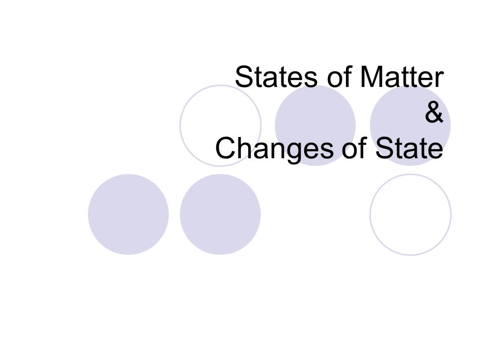 Bell Ringer Get Out States Of Matter Flow Chart From Yesterday