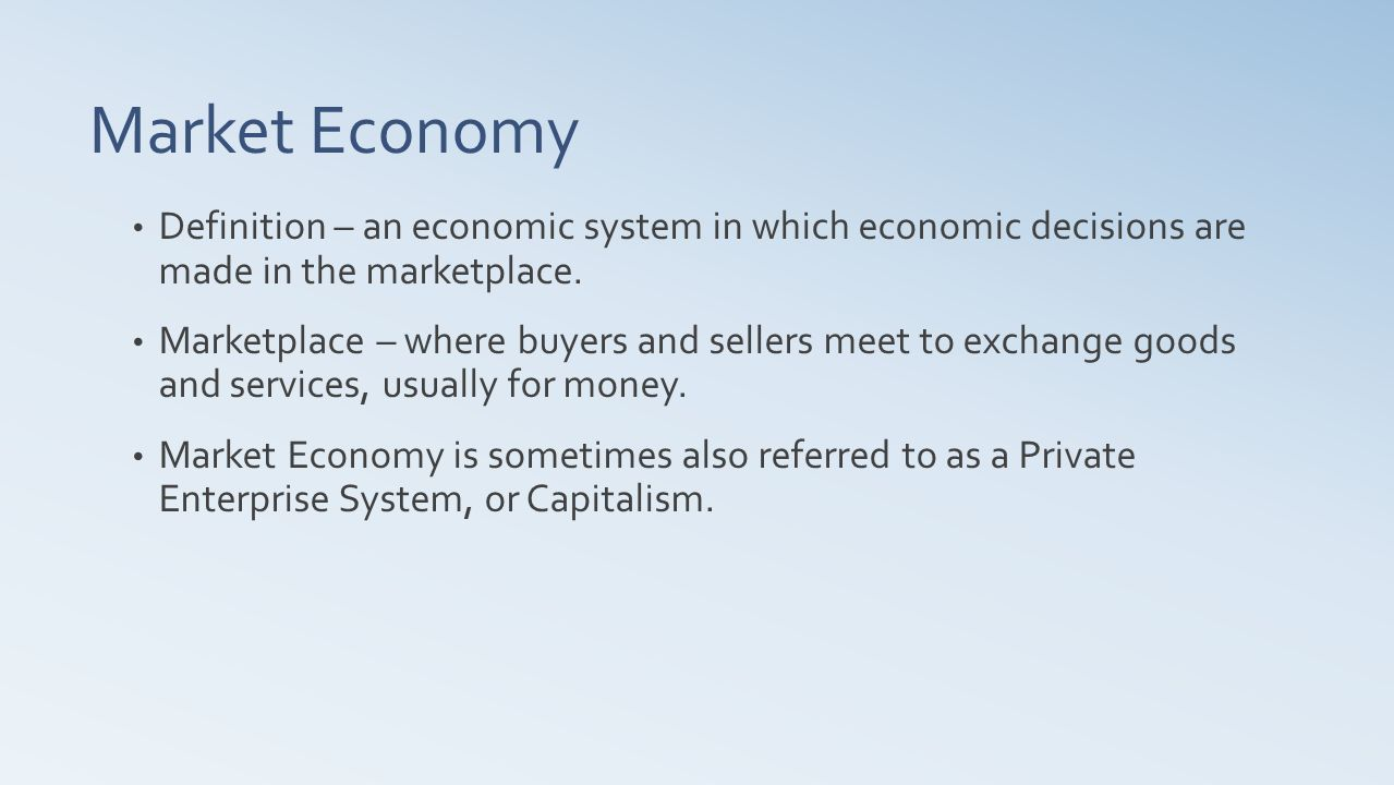 basic economics. - ppt download