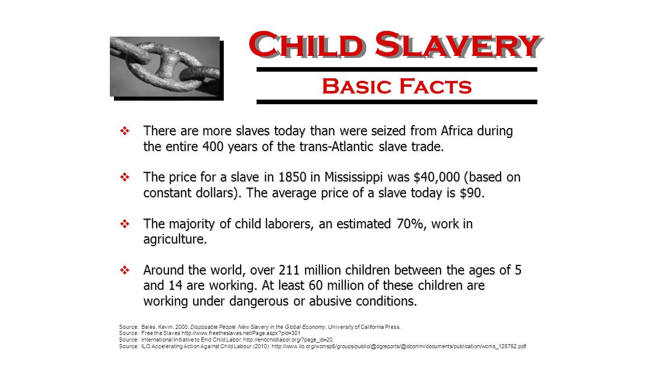 child labor in the global economy