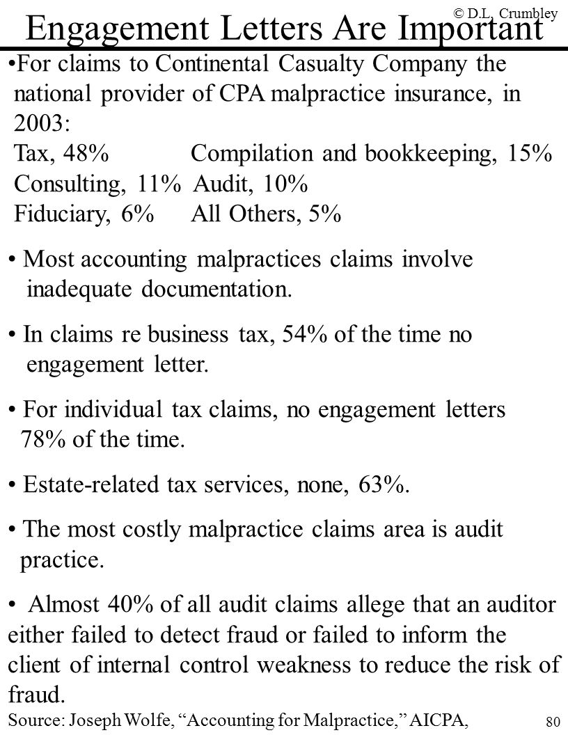 The Fraud Side of Forensic Accounting D  Larry Crumbley, CPA, Cr