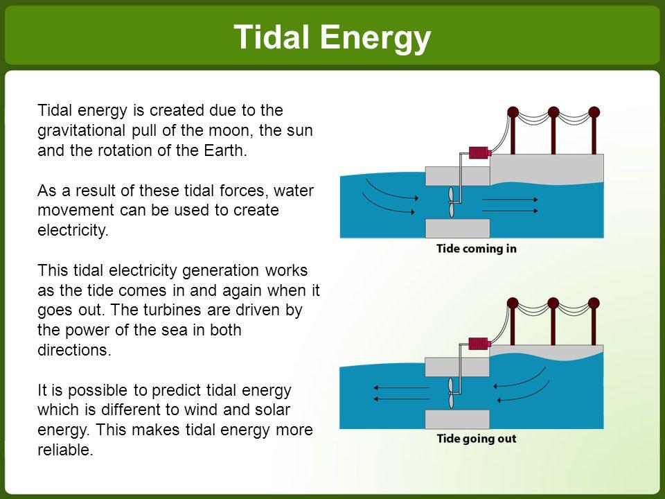 13 tidal energy