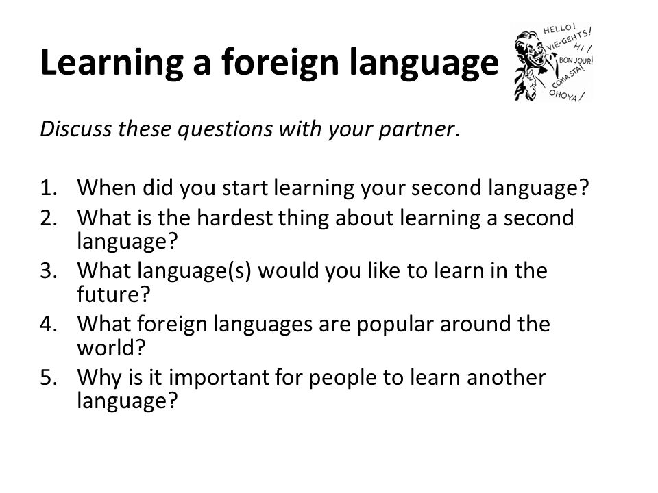 advantages and disadvantages of learning a second language