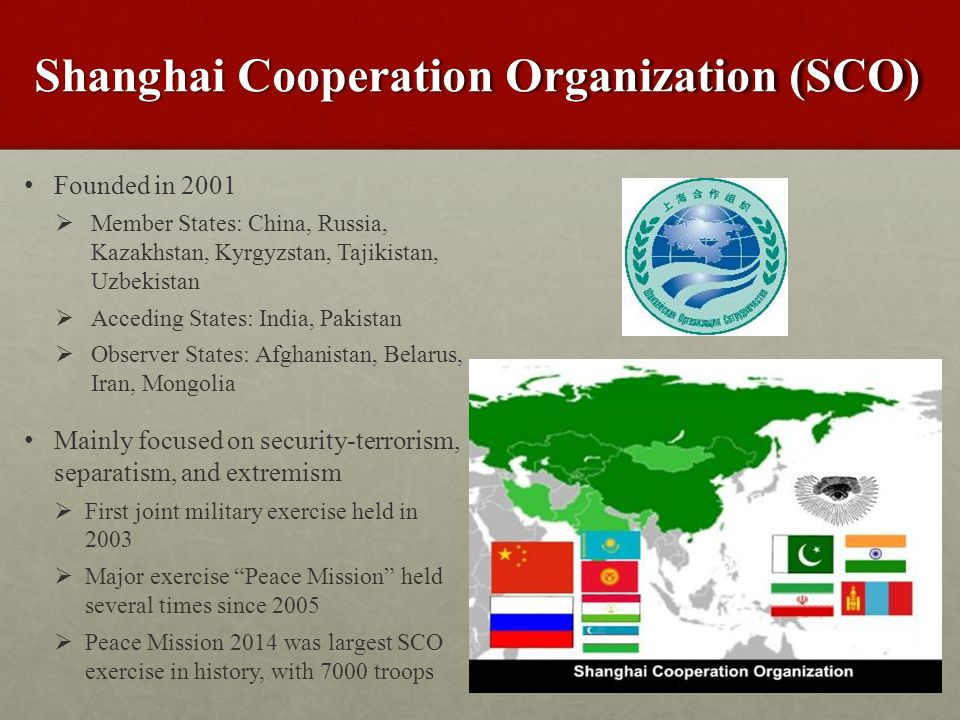 China Russia Partnership Ppt Video Online Download