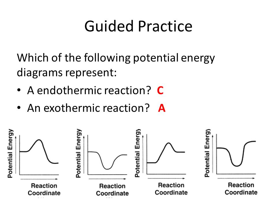 Endothermic And Exothermic Reactions Ppt Video Online Download