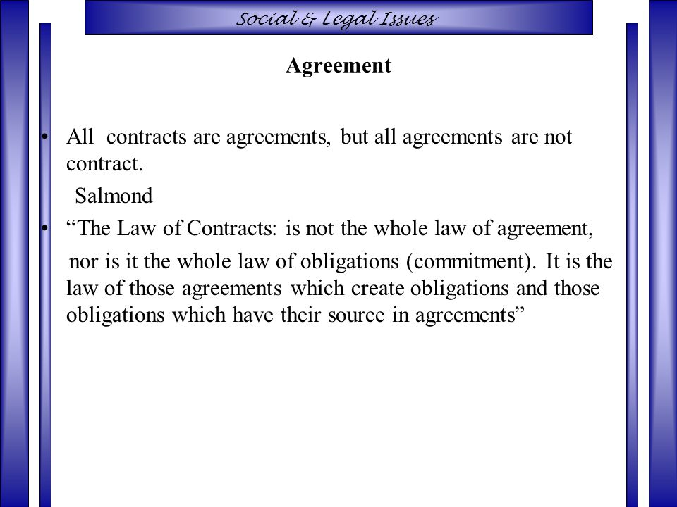 Indian Contract Act Ppt Video Online Download