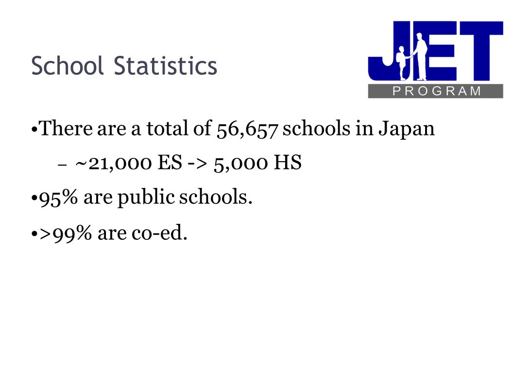 4 school statistics