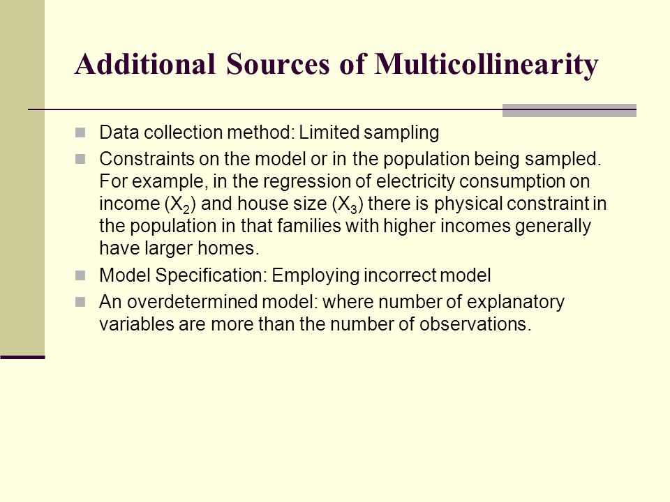 MULTICOLLINEARITY IN ECONOMETRICS EPUB DOWNLOAD