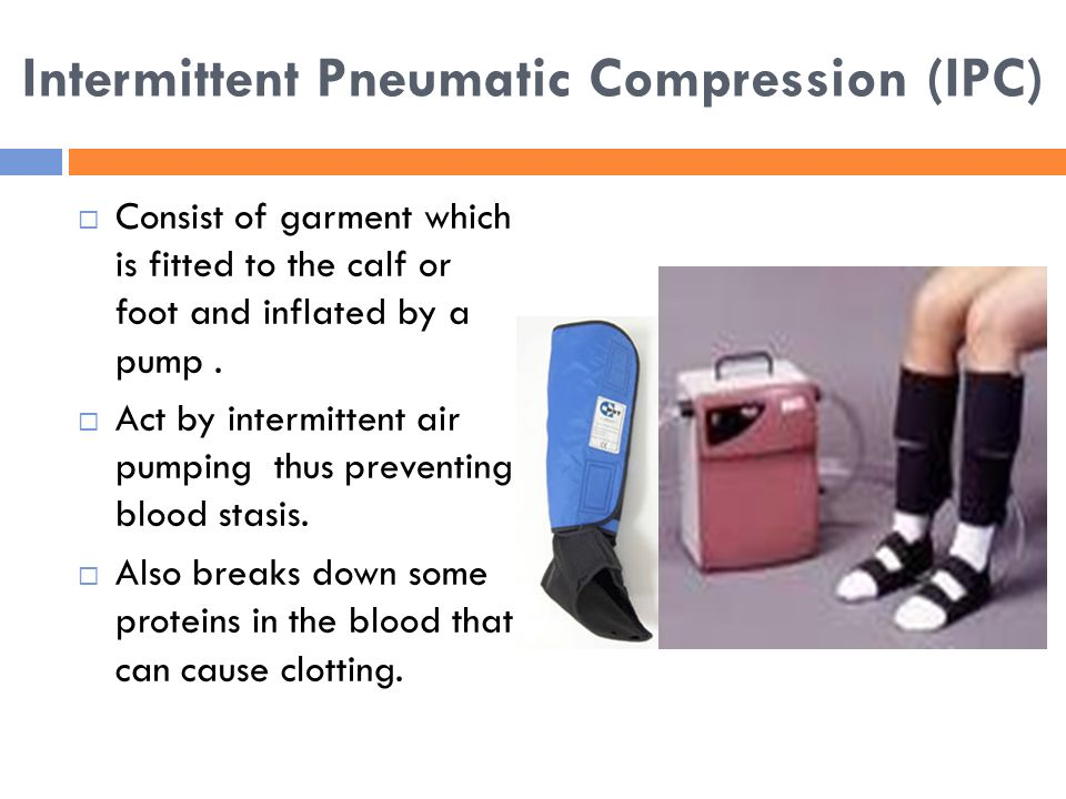 Prevention Of Dvt And Pe In Surgical Ppt Video Online Download