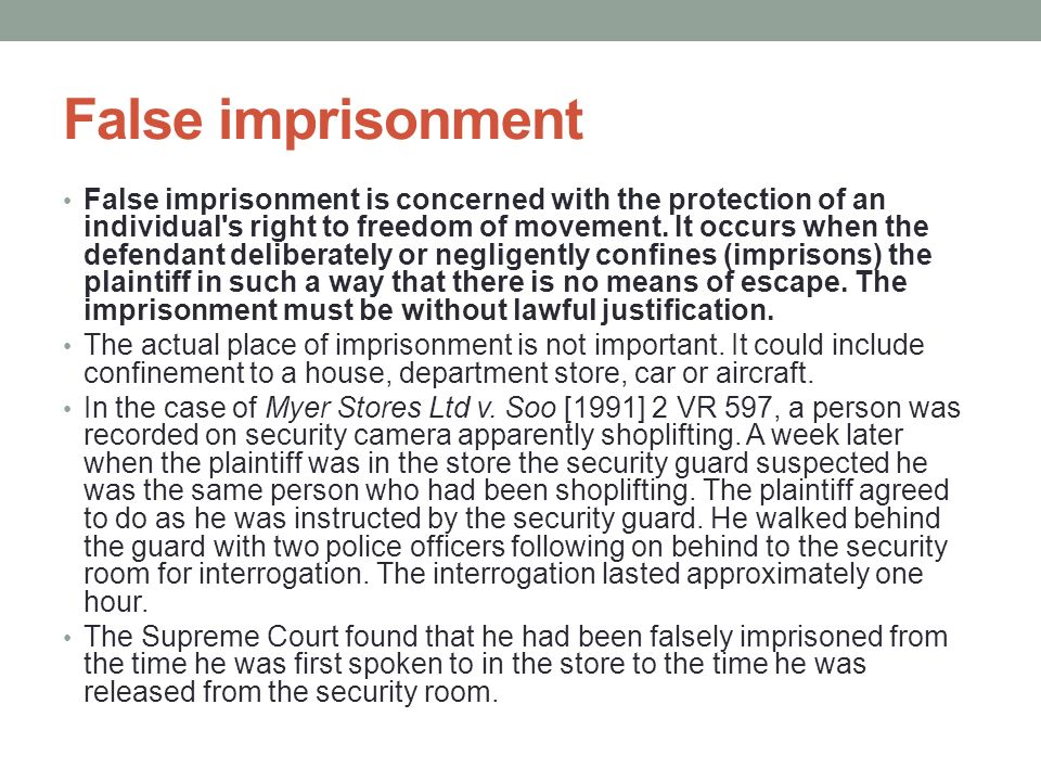trespass to the person ©vlc publishers wwwvlccompk page 1 lecture # 11 trespass to person by: salik aziz vaince [0313-7575311] introduction to tort of.