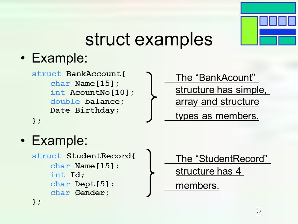 C Programming Structured Data  - ppt video online download