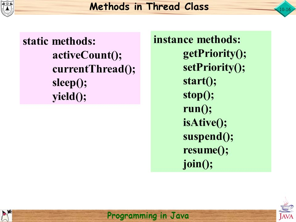lecture10 multithreading ppt download