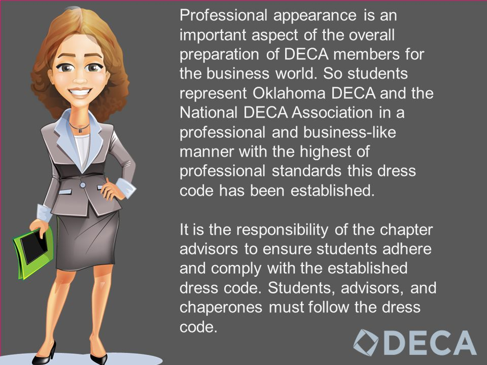 Professional Dress Guidelines - ppt video online download