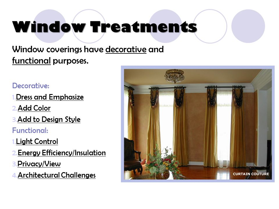 What Is A Window Treatment Mycoffeepot Org
