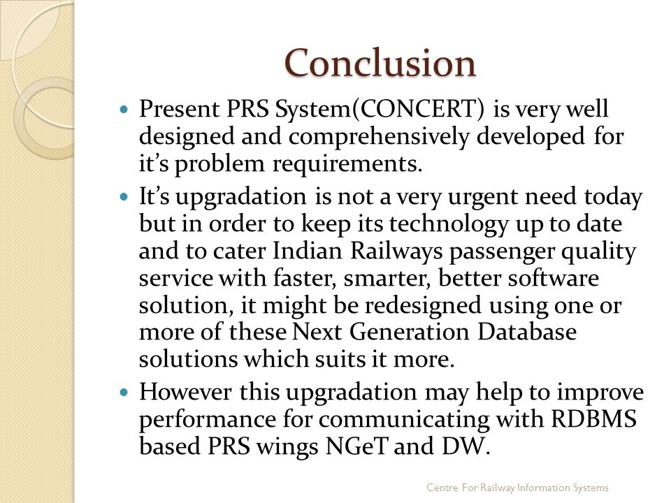 New PRS in RDBMS Platform and Nget - ppt download